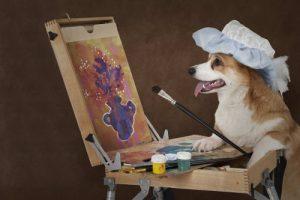 Artistic-dog-name