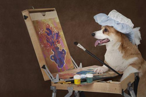 Famous Painter Dog Names